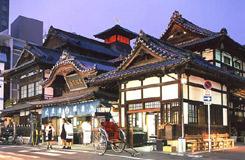 もっと気軽に松山!松山市内ホテルおまかせプラン1泊2日