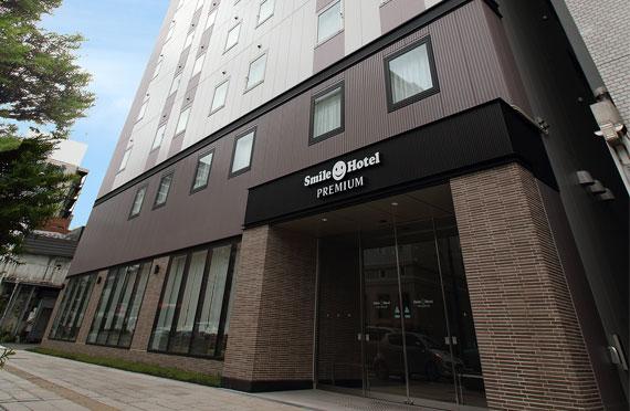 スマイルホテルプレミアム札幌