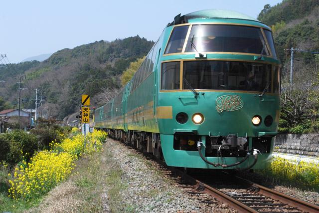 JR観光列車